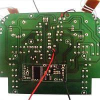 V686 Мультикоптер запасные части доски запуск передатчика Зелёный