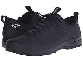 Кроссовки/Кеды (Оригинал) Arc'teryx Acrux SL Approach Shoe Black/Graphite Arc