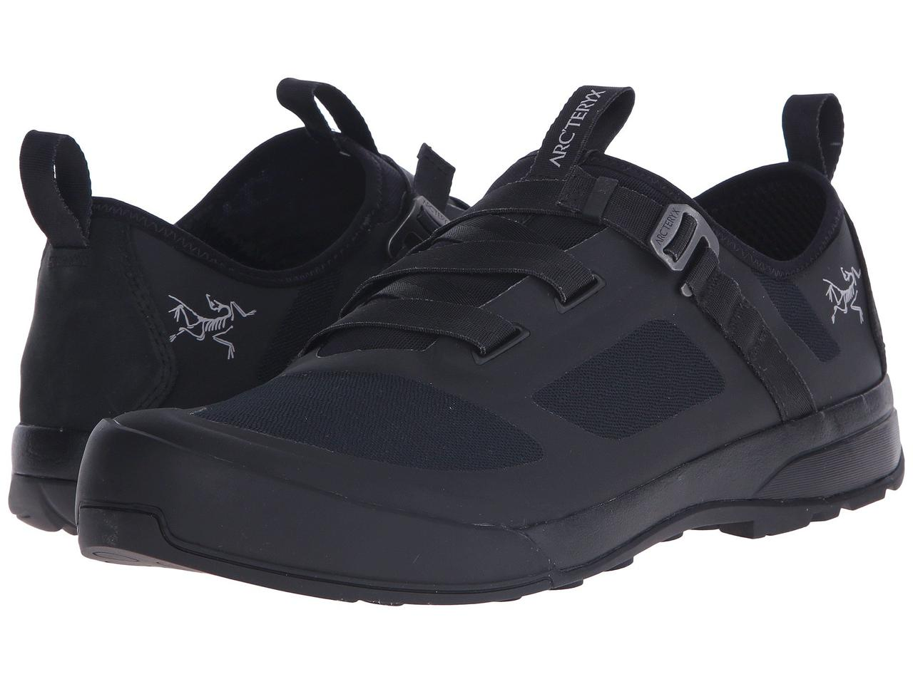 99d8c7093b7e Кроссовки Кеды (Оригинал) Arc teryx Arakys Approach Shoe Black Black ...