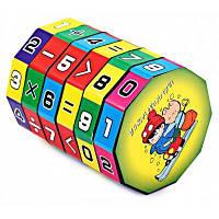 6-слой 7,2см высота головоломка куб математическая игрушка для образования детей Разноцветный
