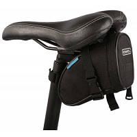 Roswheel 13656 велосипедная задная седельная сумка 1L емкость хвостовая сумка Чёрный