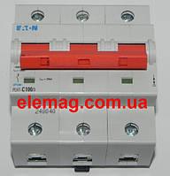 PL4-C100/3 Eaton (Moeller) Автоматический выключатель А/3