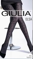 Женские колготки с ажурным рисунком Elsa 100 model 2, фото 1