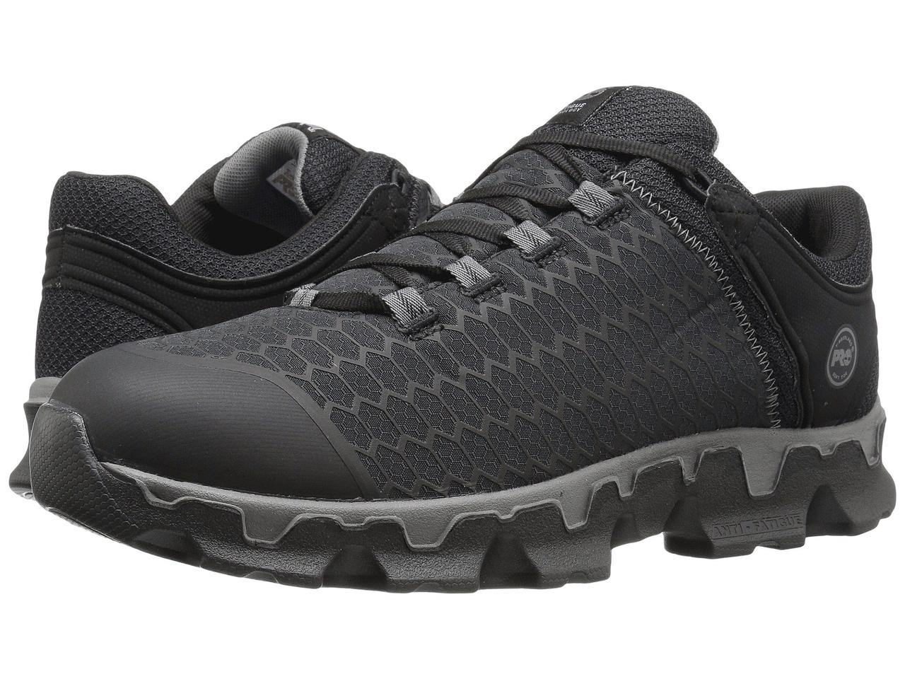 Кроссовки/Кеды (Оригинал) Timberland PRO Powertrain Soft Toe SD+ Black Synthetic