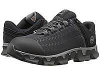Кроссовки/Кеды (Оригинал) Timberland PRO Powertrain Sport Soft Toe SD+ Black Synthetic, фото 1