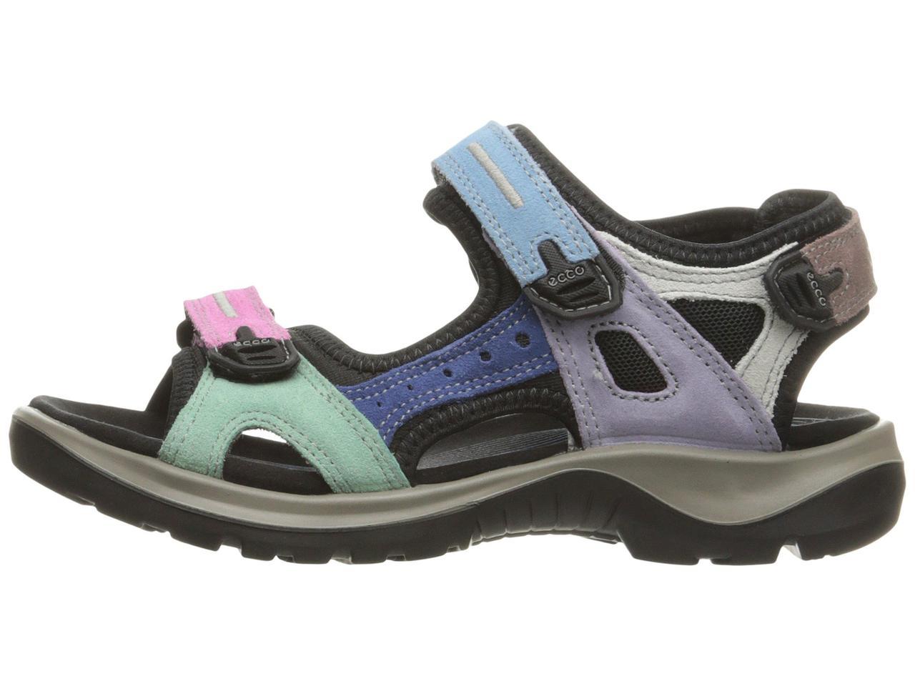 Сандали Вьетнамки (Оригинал) ECCO Sport Offroad Sandal Multicolor Pastel c2bbd534782c4
