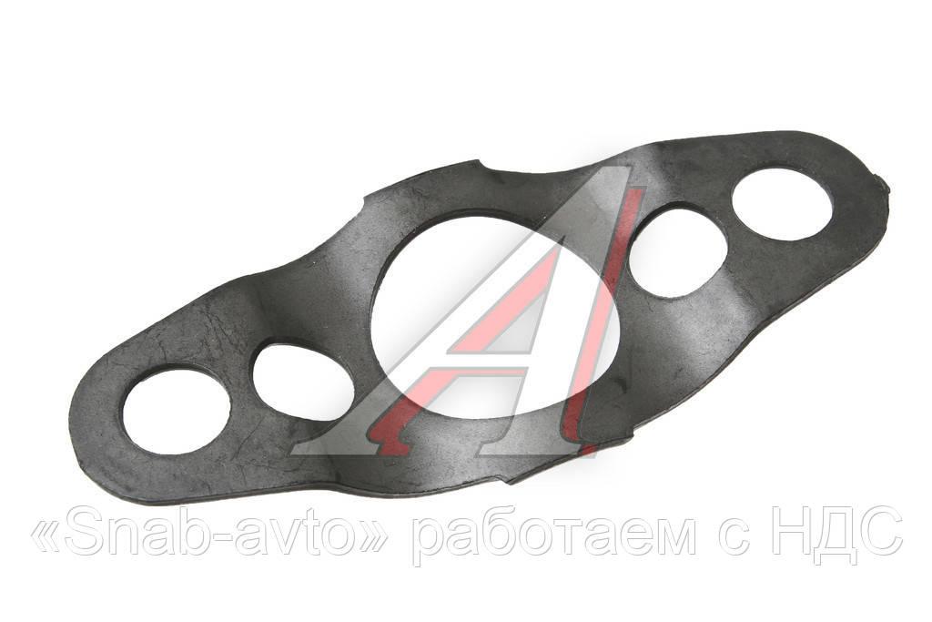 Пластина опорная КАМАЗ гайки регулировочной (производство КамАЗ) (арт. 14.1601110)