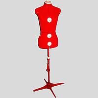 Манекен портновский раздвижной женский размер 42-50