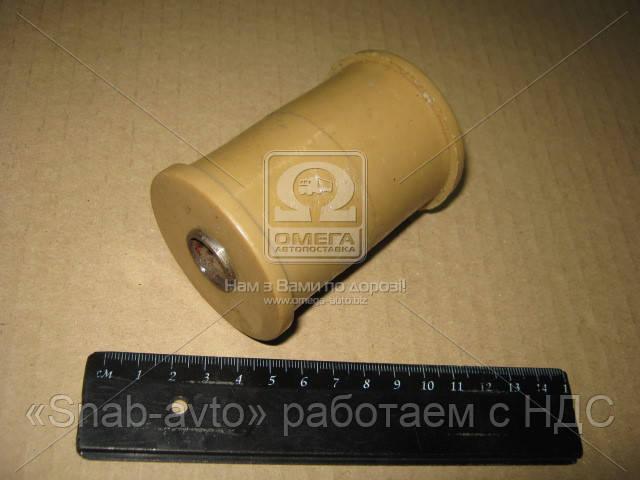 Втулка ушка рессоры ГАЗ 3302 (силикон) производство Украина (арт. 3302-2902027)