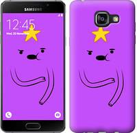 """Чехол на Samsung Galaxy A5 (2016) A510F Adventure Time. Lumpy Space Princess """"1122c-158-328"""""""
