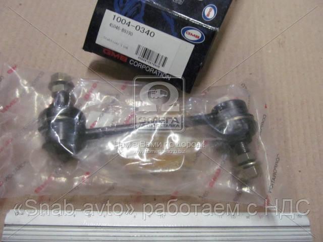 Стойка стабилизатора MITSUBISHI GALANT передн. (производство GMB) (арт. 1004-0340), AAHZX