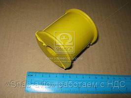 Подушка штанги стабилизатора заднего ГАЗ 3302 бочонок (силикон) производство Украина (арт. 3302-2916042)