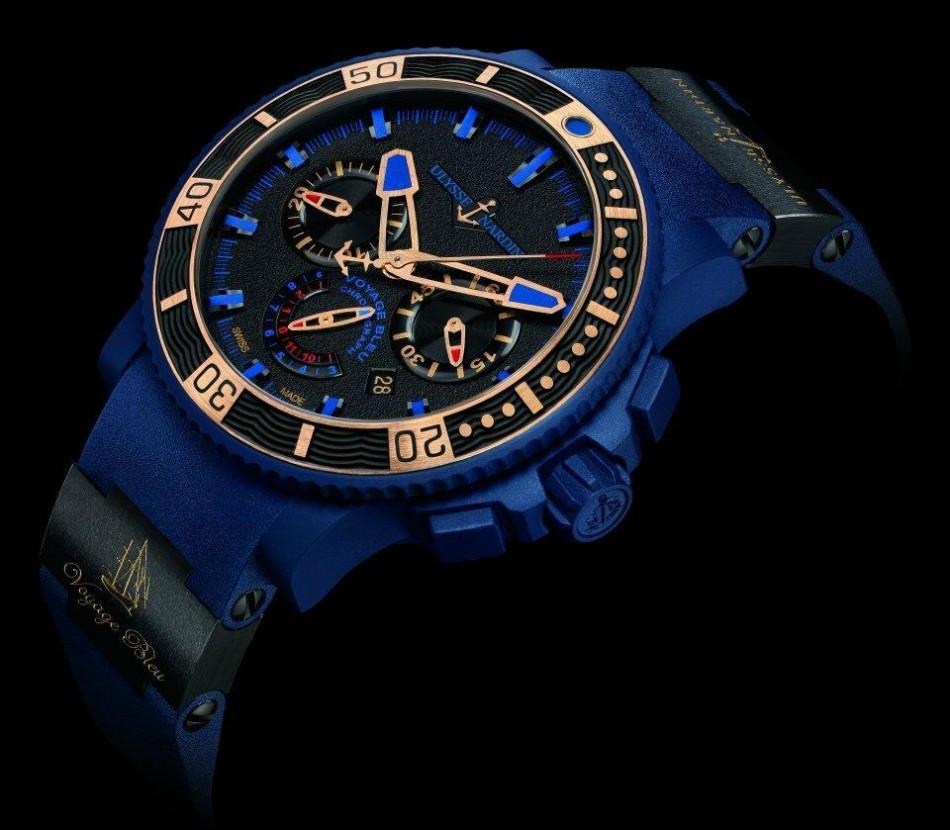Часы мужские Ullysse Nardin