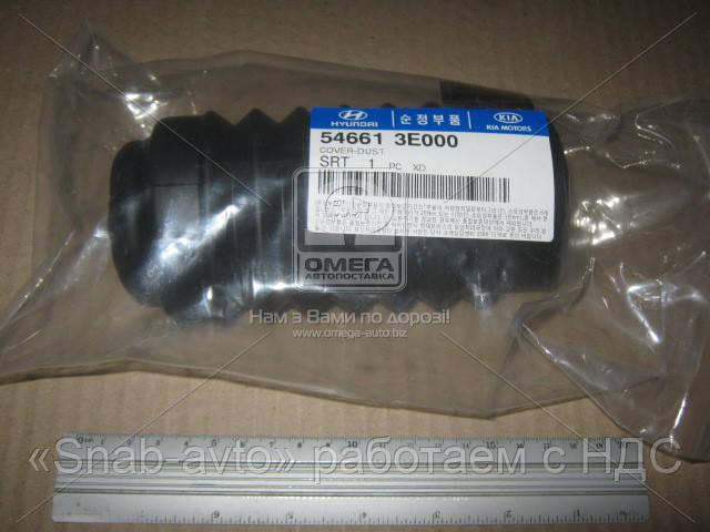 Пыльник амортизатора переднего (производство Mobis) (арт. 546613)