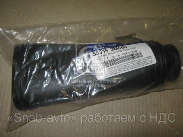 Пыльник амортизатора заднего (производство Mobis) (арт. 553163M000)