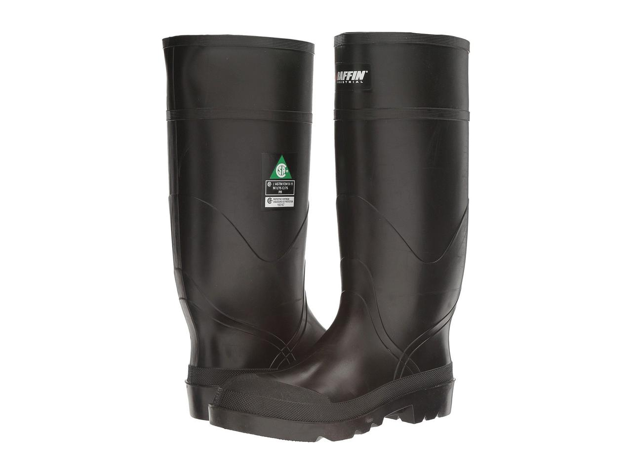 Ботинки/Сапоги (Оригинал) Baffin Express Steel Toe/Steel Plate Boot Black