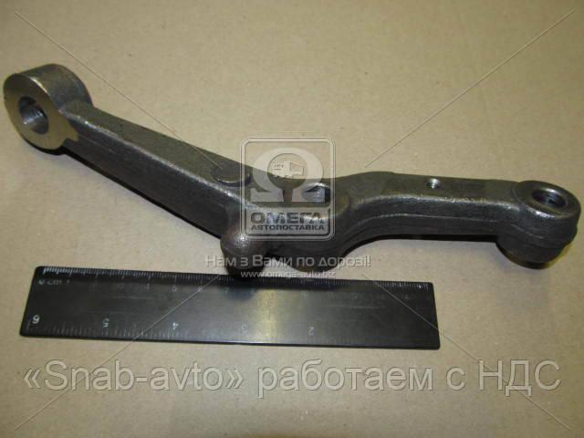 Рычаг кулака поворотного ГАЗ 3110 нового образца правый (под ГУР) (производство ГАЗ) (арт. 3110-3001030-20), ACHZX