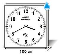 Часы вторичные стрелочные наружные Миг-100У1
