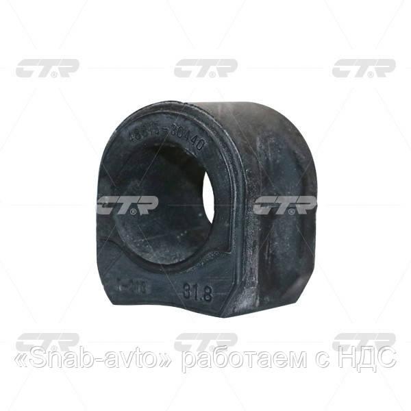 Втулка стабилизатора TOYOTA CROWN, MAJESTA JZS155, UZS157, ARISTO JZS147 Передн. (производство CTR) (арт. CVT-66)