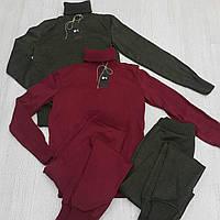 ХИТ сезона осень-зима! вязаный костюм Марина из новой коллекции!
