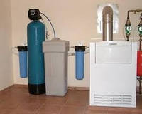 Разработка систем очистки воды для котлов