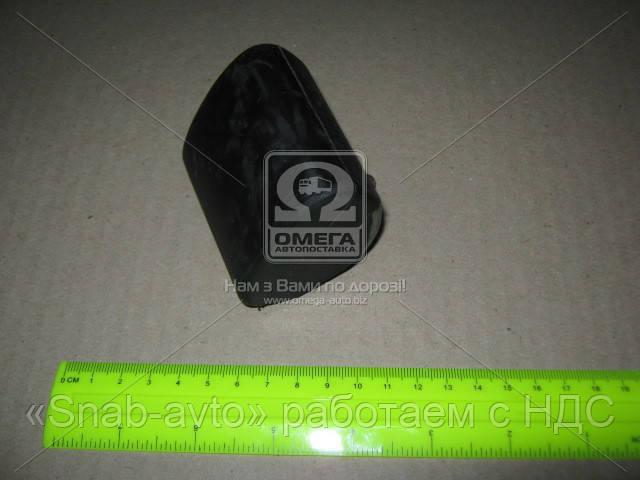 Подушка рессоры дополнительной ГАЗ 53, 3307 (производство Украина) (арт. 52-2913428)