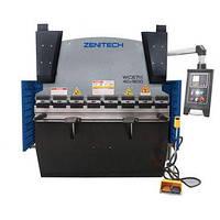 Гидравлический гибочный пресс Zenitech WC67K 40T/1600