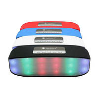 Колонка Bluetooth NR-2014 LED