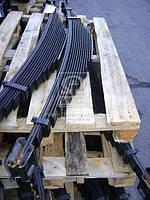 Рессора задней ГАЗ 53 14-листовая (Производство ГАЗ) 53-12-2912012-02, AHHZX
