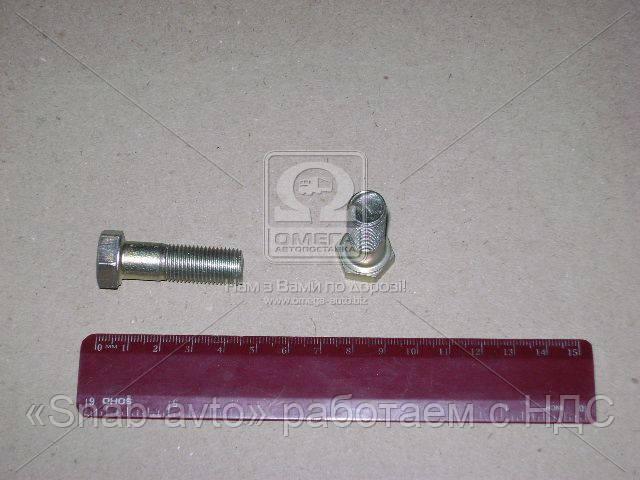 Болт ГАЗ М12х38 редуктора моста заднего 53,3307,3308 (покупной ГАЗ) (арт. 291554-П29)