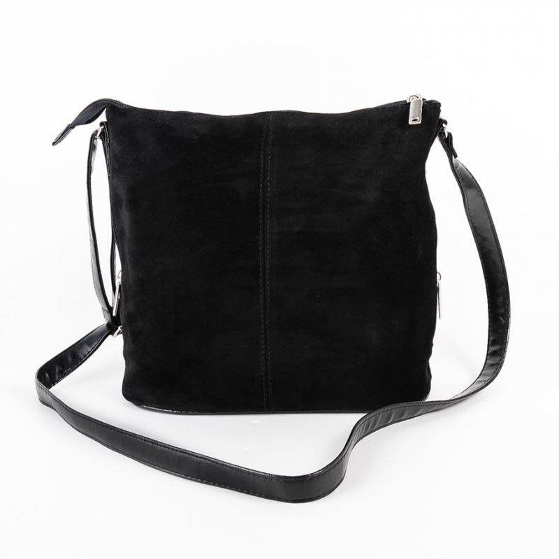 a3a9210fe055 Женская молодежная сумка М78-замш/47 из натуральной замши: продажа ...