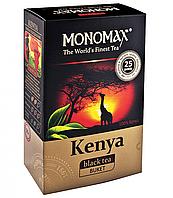 Мономах Kenya черный рассыпной чай 90 г
