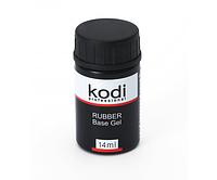 Kodi Rubber Base (Каучуковая основа для гель лака) 14 мл.