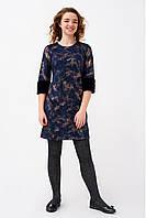 Эффектное подростковое платье из новой коллекции