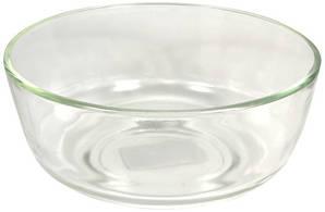 Салатник стеклянный 18 см.