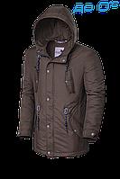Демисезонная куртка мужская стильная
