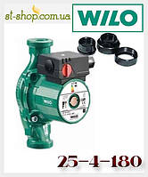 Насос циркуляционный Wilo star RS 25/4 (база 180 мм)