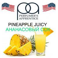 Ароматизатор Pineapple Juicy Flavor (TPA/ТПА) – Сочный Ананас