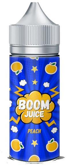 BOOM Juice Peach - 120 мл VG/PG 70/30