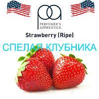 Ароматизатор Strawberry (Ripe) Flavor (TPA/ТПА) – Спелая Клубника