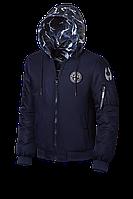 Куртка мужская стильная двухсторонняя