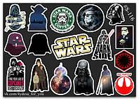 Stickers Pack Star Wars, Звёздные Войны #116, фото 1