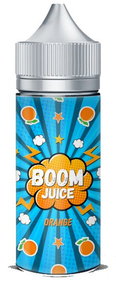 BOOM Juice Orange - 120 мл VG/PG 70/30
