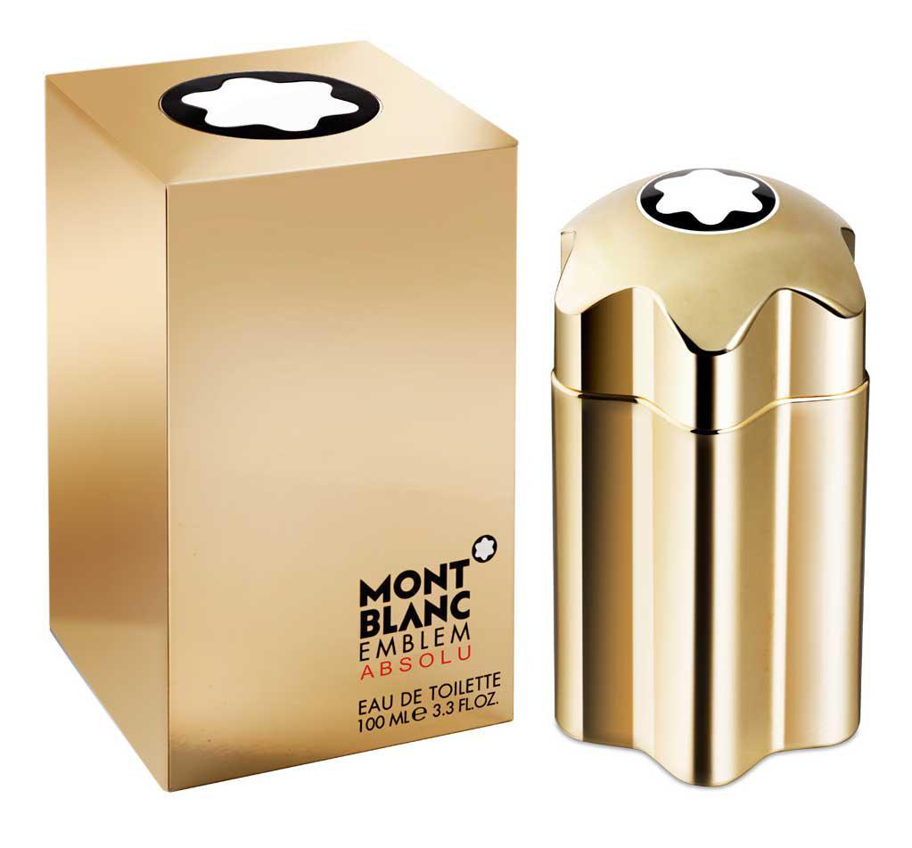 Montblanc   Emblem Absolu 100ml