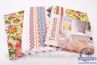 Скатерть тканевая Tablecloth размер 152/220 см. 10