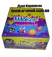 Жевательная конфета Шокер Супер Кислый 60 шт; 10 г (Пакистан)