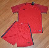 Форма футбольная Trophy Red, фото 2