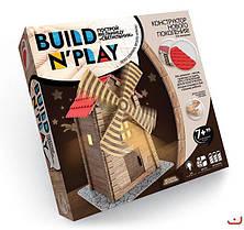 Конструктор нового поколения Мельница «BUILD'N'PLAY»