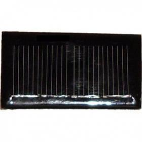 Сонячна батарея 0,3 Вт, 1,2 В
