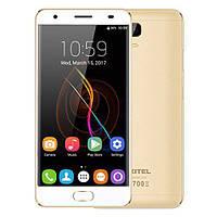 "Смартфон Oukitel K6000 Plus 4/64Gb Gold, 8 ядер, 16/8 Мп, 5.5"" IPS, 2 SIM, 4G, 6080 мАч"